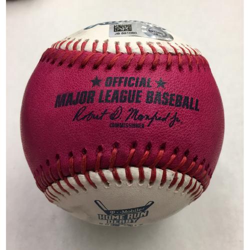 Photo of 2017 Home Run Derby Auction: Gary Sanchez Out - Round 1, Bonus Round