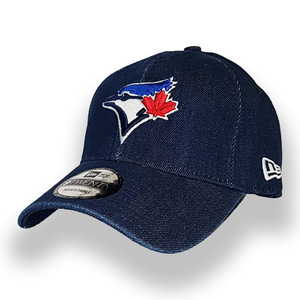 1c50f7c35a2 Toronto Blue Jays Levis Collection Dark Denim Adjustable Cap by New Era