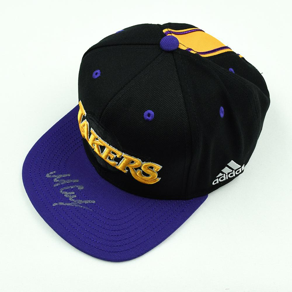 Sviatoslav Mykhailiuk - Los Angeles Lakers - 2018 NBA Draft Class - Autographed Hat