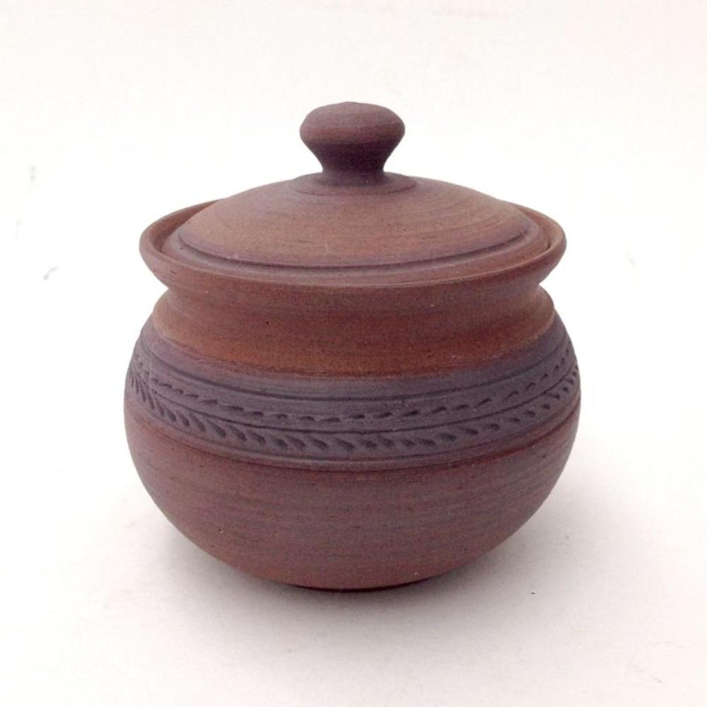 Eugenijus Tamosiunas - Hand Made Ceramic Jar with Lid! Hand Signed by the Artist!