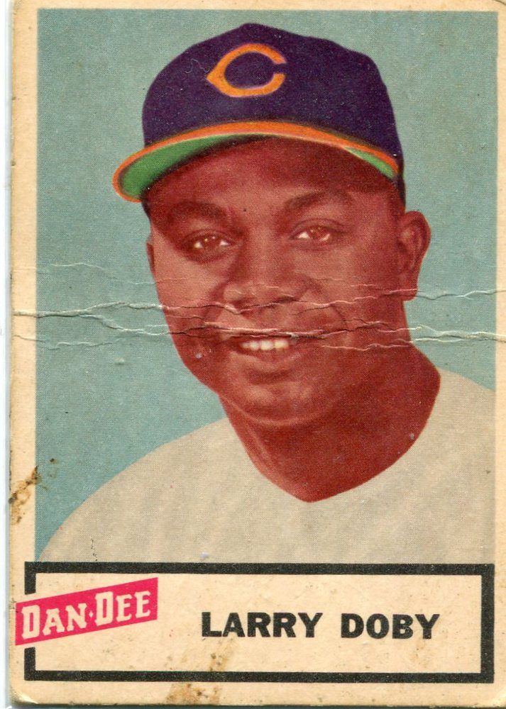 1954 Dan-Dee #4 Larry Doby