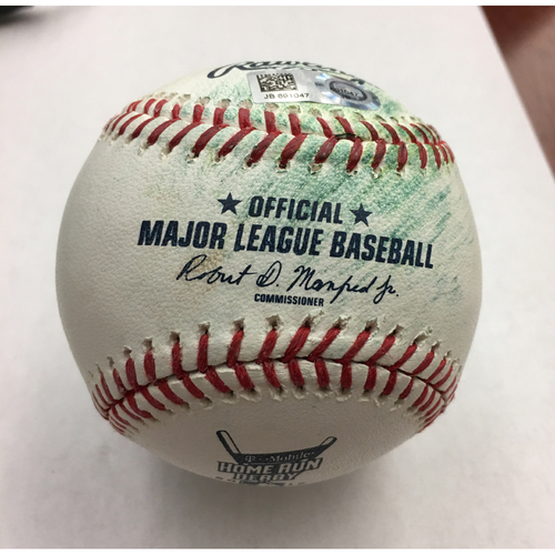 Photo of 2017 Home Run Derby Auction: Miguel Sano Out - Round 1