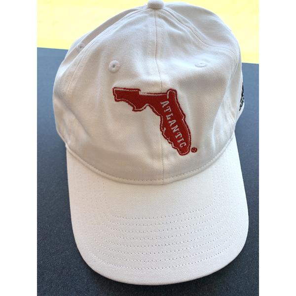 FAU Adidas White Hat (S/M)