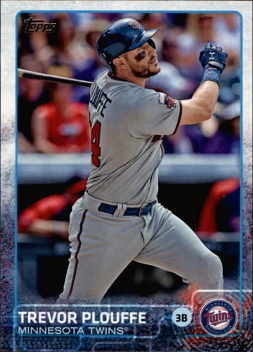 Photo of 2015 Topps #426 Trevor Plouffe