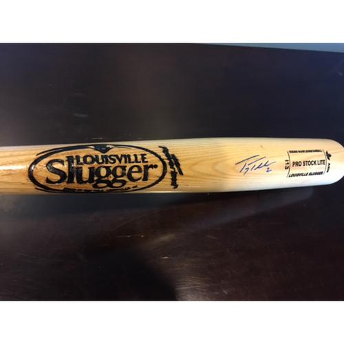 Photo of Giants Community Fund: Troy Tulowitzki Autographed Bat