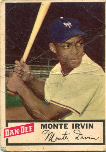 Photo of 1954 Dan-Dee #13 Monte Irvin