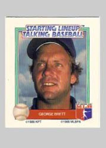 Photo of 1988 Starting Lineup All-Stars #4 George Brett