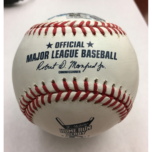 Photo of 2017 Home Run Derby Auction: Giancarlo Stanton Out - Round 1