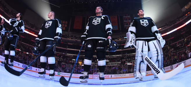 LA KINGS HOCKEY GAME: 1/6 LA KINGS VS. COLUMBUS (2 LOWER LEVEL TICKETS) - PACKAGE ...