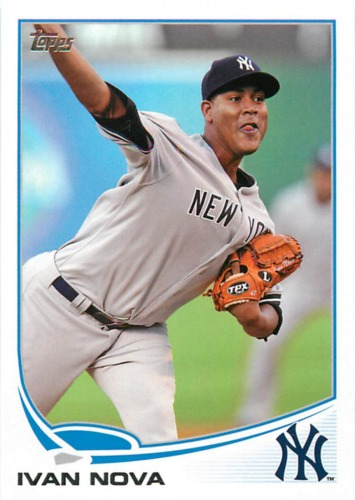 Photo of 2013 Topps #147 Ivan Nova
