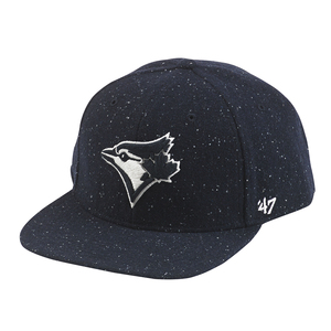 Hail Storm Navy Snapback by '47 Brand