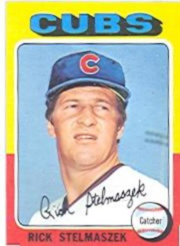 Photo of 1975 Topps #338 Rich Stelmaszek