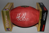 NFL - VIKINGS HARRISON SMITH SIGNED AUTHENTIC FOOTBALL