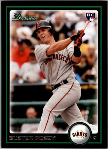 Photo of 2010 Bowman Draft #BDP61 Buster Posey RC