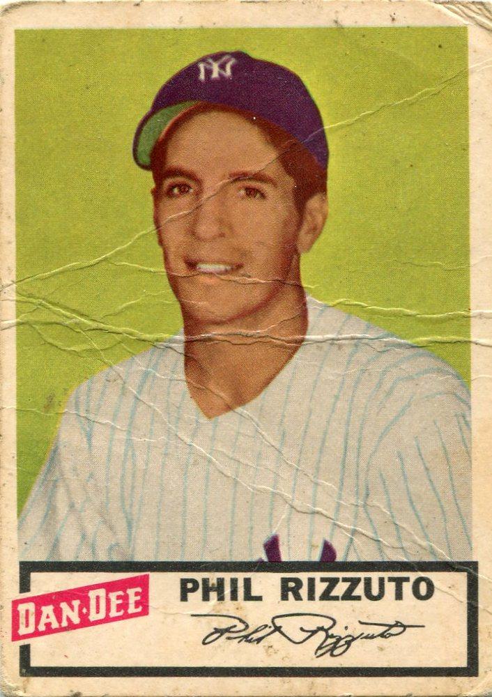 1954 Dan-Dee #19 Phil Rizzuto