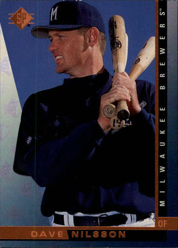 Photo of 1997 SP #99 Dave Nilsson