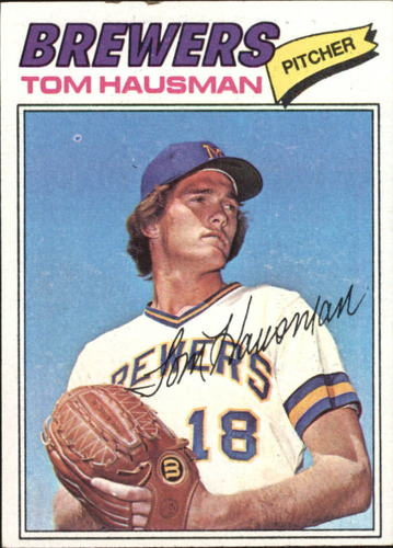 Photo of 1977 Topps #99 Tom Hausman