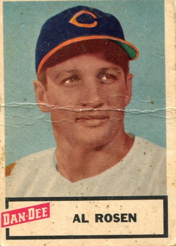 Photo of 1954 Dan-Dee #21 Al Rosen