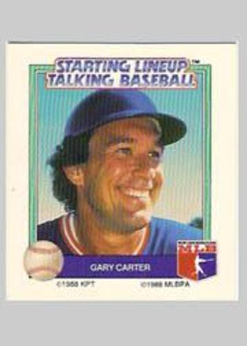Photo of 1988 Starting Lineup All-Stars #5 Gary Carter