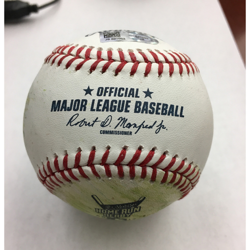 Photo of 2017 Home Run Derby Auction: Mike Moustakas Out - Round 1