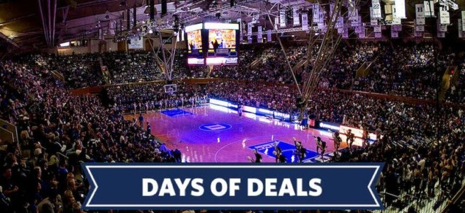 DUKE BASKETBALL GAME: 2/2 DUKE BLUE DEVILS VS ST JOHN'S (2 TICKETS)