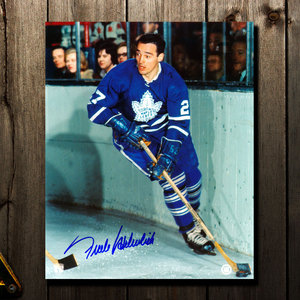 Frank Mahovlich Toronto Maple Leafs Autographed 11x14