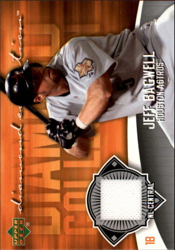 Photo of 2006 Upper Deck Diamond Collection Materials #JB Jeff Bagwell Jsy