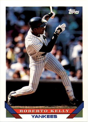 Photo of 1993 Topps #60 Roberto Kelly