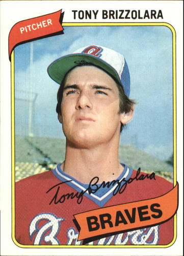Photo of 1980 Topps #156 Tony Brizzolara RC