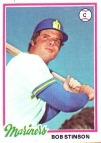 Photo of 1978 Topps #396 Bob Stinson DP