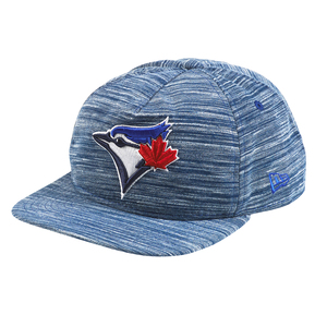 Toronto Blue Jays Team Solid Snapback By New Era