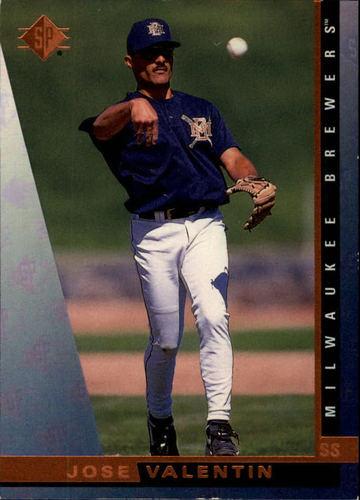 Photo of 1997 SP #101 Jose Valentin