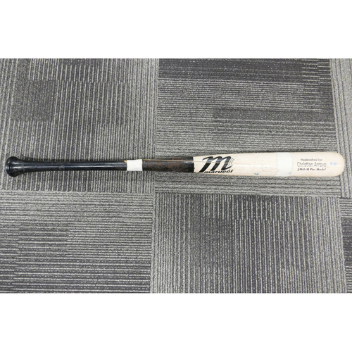 Photo of San Francisco Giants - HOLIDAY STEALS - 2017 Team-Issued Bat - #22 Christian Arroyo