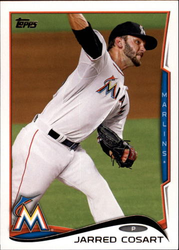 Photo of 2014 Topps Update #US303 Jarred Cosart