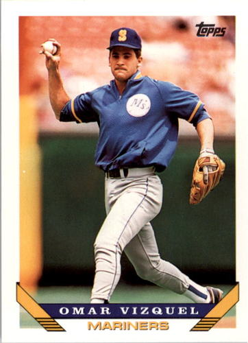 Photo of 1993 Topps #68 Omar Vizquel