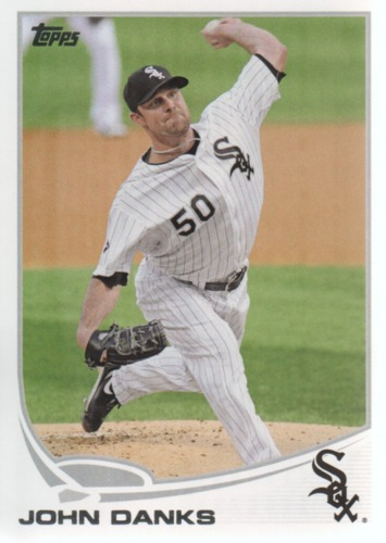 Photo of 2013 Topps #150 John Danks