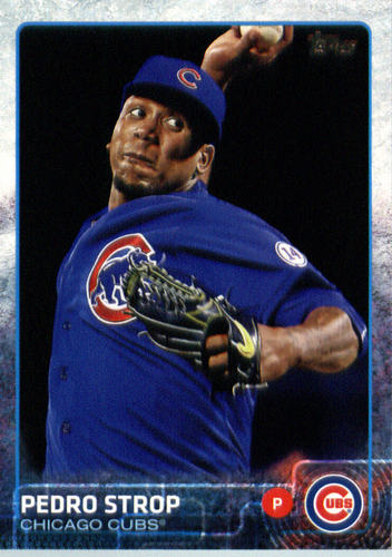 Photo of 2015 Topps Update #US263 Pedro Strop