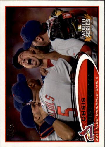 Photo of 2012 Topps #264 Chris Carpenter PS HL