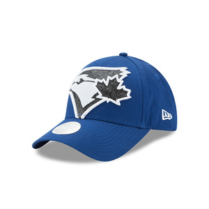 Toronto Blue Jays Women's Glitter Glam Cap by New Era