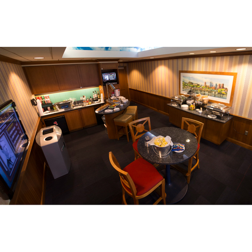 Photo of Father's Day Private Suite with Catering Sunday, June 18, 2017