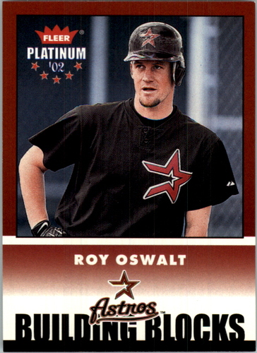 Photo of 2002 Fleer Platinum #267 Roy Oswalt BB