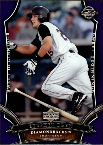 Photo of 2005 Sweet Spot #164 Stephen Drew SB RC
