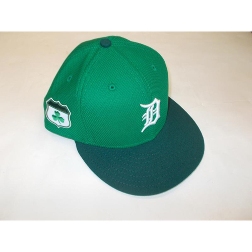 Photo of Michael Fulmer St. Patrick's Day Cap