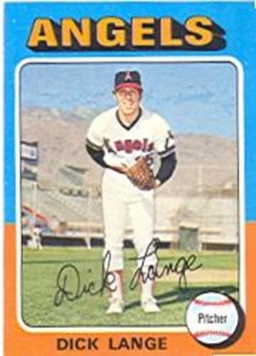 Photo of 1975 Topps #114 Dick Lange