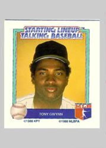 Photo of 1988 Starting Lineup All-Stars #13 Tony Gwynn
