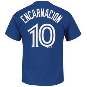 Edwin Encarnacion Player T-Shirt by Majestic