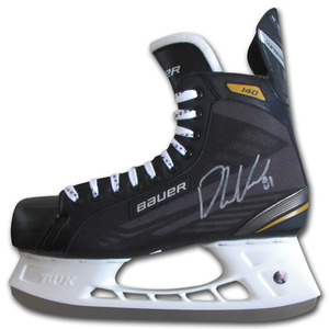 Phil Kessel Autographed Bauer Hockey Skate (Pittsburgh Penguins)