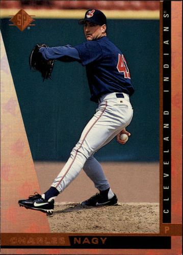 Photo of 1997 SP #59 Charles Nagy