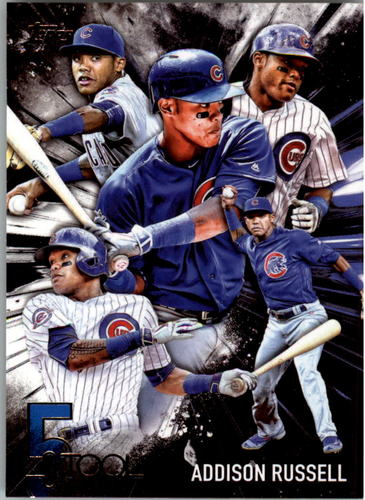 Photo of 2017 Topps Five Tool #5T24 Addison Russell
