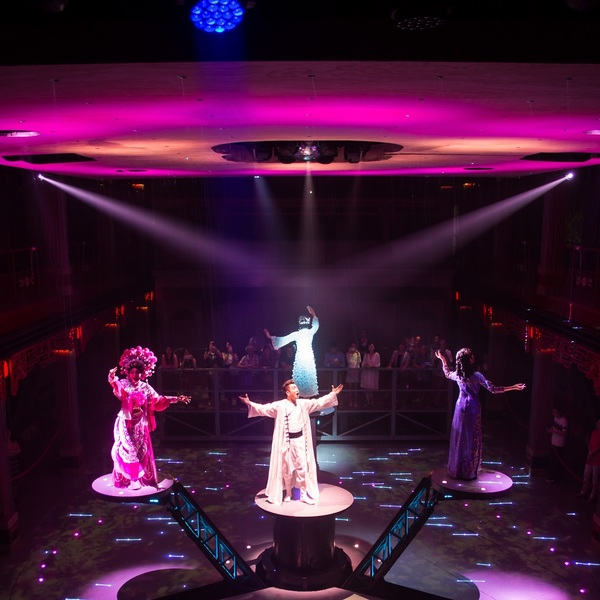Click to view Experience the Floating Catonese Opera in Guangzhou.
